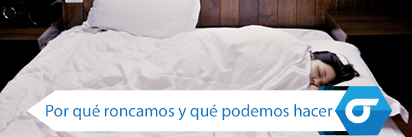 por qué roncamos